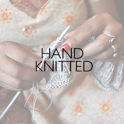 hand-knit