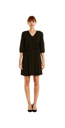 /new-in/Minna-Dot-Dress-in-Black