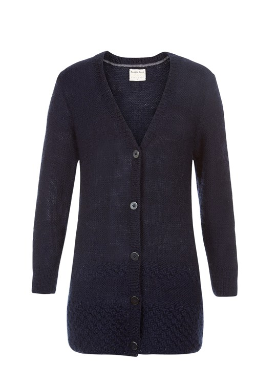 Tegan Knitted Coat